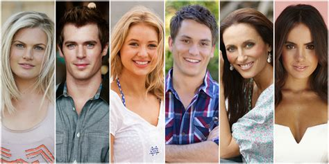 Home And Away :  Six Characters Will Be In Serious
