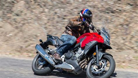 Review Honda Cb500x by Honda Cb500x Review Motorcycle Tests Mcnews Au