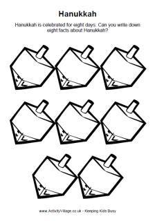 hanukkah acrostic poem printables
