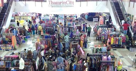 baju muslim murah  thamrin city tempatnya