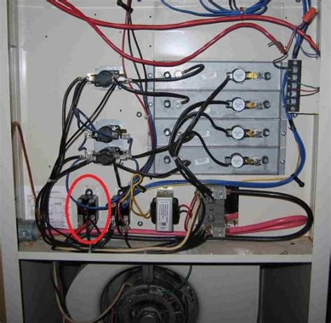 Nortron Broan Electric Furnace Problem Doityourself