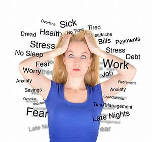 Stress  Anxiety  Fatigue  Therapy  And Exercises  U22c6 The