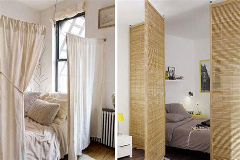 faire une chambre dans un salon creer une chambre dans un studio maison design mail
