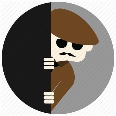 Detective Icon Spying Investigation Mustache Jobs Sunglasses