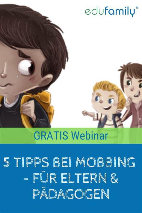 5 tipps wie lehrer pdagogen mit mobbing an der schule