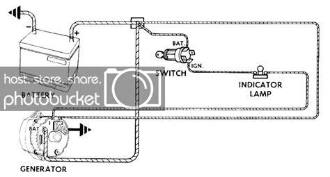 For Small Block Chevy Alternator Wiring Diagram chevy alternator wiring diagram the h a m b