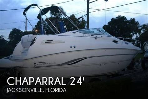 Chaparral Boats For Sale Jacksonville Fl by 2001 Chaparral Boats 240 Signature Jacksonville Fl For