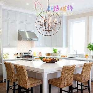 american style lamp nordic brief vintage living room lamps With pendant lights for dining room