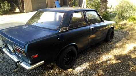 Datsun 510 For Sale California by 1970 Datsun 510 Two Door L 1600 For Sale In Riverside