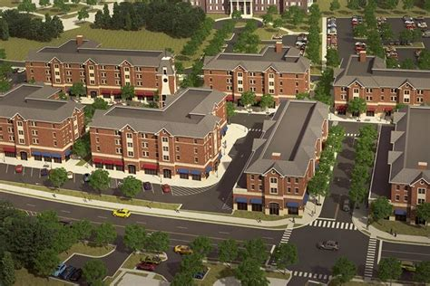 TCNJ debuts $120 million Campus Town | PhillyVoice