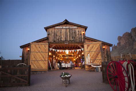 mining camp restaurant  rustic barn apache junction