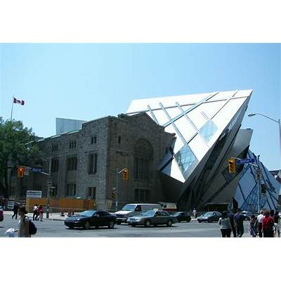 Check out This Interesting Architeture: Royal Ontario