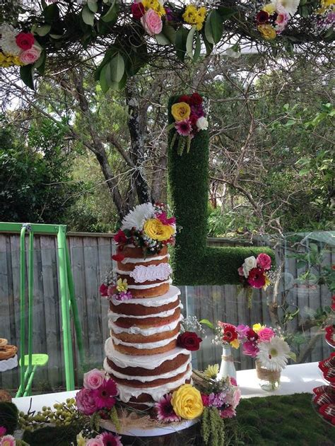 karas party ideas enchanted forest birthday party