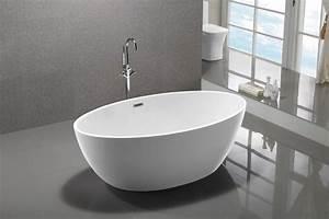 Freistehende Acryl Badewanne : freistehende badewanne destino acryl wei 175x100cm armatur optional badewelt badewanne ~ Sanjose-hotels-ca.com Haus und Dekorationen