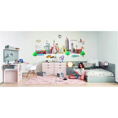 lit et bureau ado chambre design et pour adolescents signée asoral