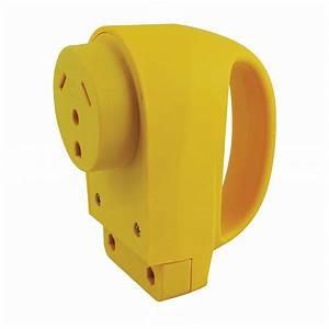 Park Power U00ae Marinco U00ae 30a Female Replacement Plug With