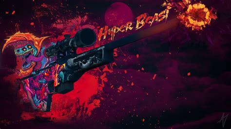 AWP Hyper Beast - CS:GO Wallpapers