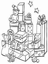 Mewarnai Gambar Natal Coloring Presents Printable Gift Gifts Drawing Tema Perayaan Spongebob Untuk Sketsa Telur Rumah Guru Getdrawings Mewarnaigambar References sketch template