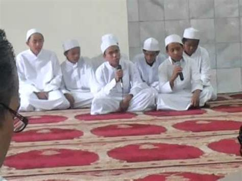 Anak Pesantren Fityatul Islam Bogor Youtube