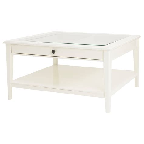 glass end tables ikea liatorp coffee table white glass 93x93 cm ikea