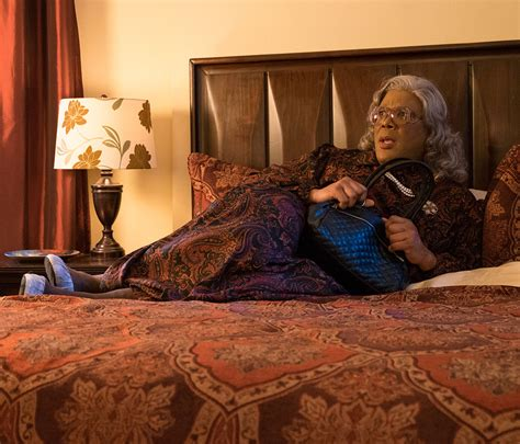 Tyler Perry Releases New Movie Boo A Madea Halloween