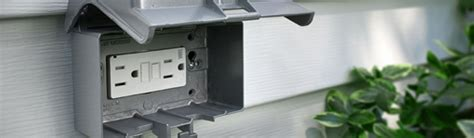 9 Factors To Consider When Installing An Outdoor Outlet