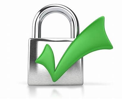 Secure Lock Check Client Cloud Services Mark