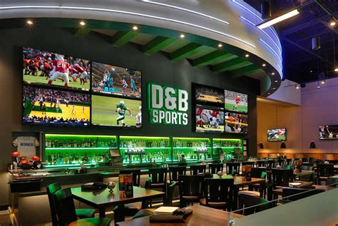 dave busters  sports bar