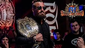 Marty Scurll Talks ROH World Title Match, G1 Supercard ...