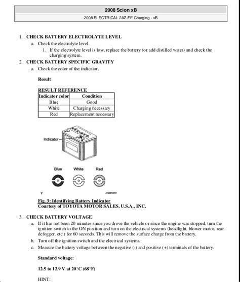 service manual 2012 scion xb dash repair 2012 scion xd partsopen scion xb 2009 service repair manual