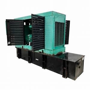Used 150 Kw Diesel Generator For Sale Cummins 6cta8 3