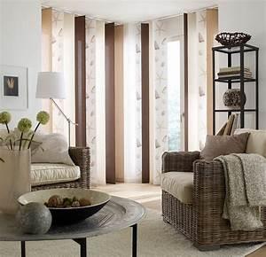 Säulen Fürs Wohnzimmer : sichtschutz im wohnzimmer moderne plissees gardinen und rollos ~ Sanjose-hotels-ca.com Haus und Dekorationen