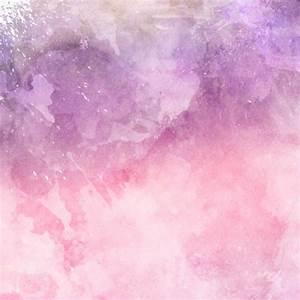 Wandfarbe Flieder Pastell : d coratif fond d 39 aquarelle dans les tons de rose et violet t l charger des vecteurs gratuitement ~ Markanthonyermac.com Haus und Dekorationen