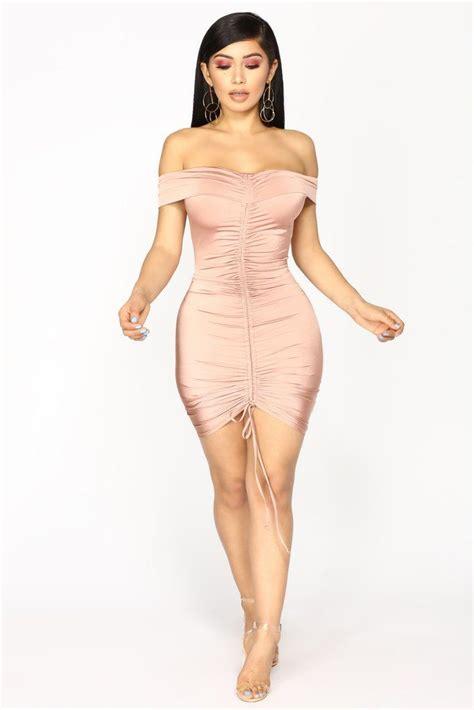 bangkok ruched dress mauve tight dresses mauve dress