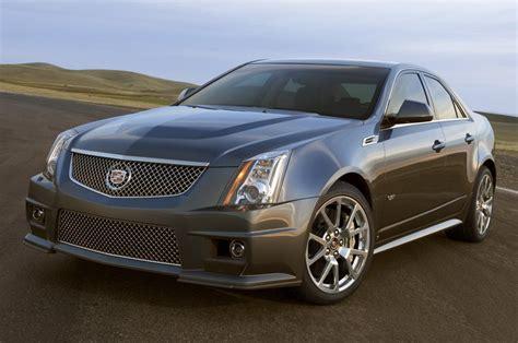 2010 Cadillac Ctsv  Review Cargurus