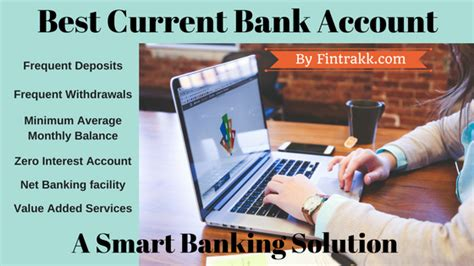 Best Current Bank Account for Small Business in India ...