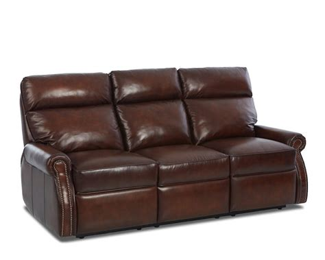 american leather company sofa comfort design jackie reclining leather sofa clp729