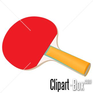 table tennis racket clipart clipground