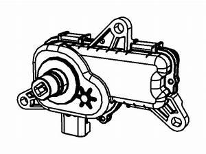Dodge Ram 1500 Actuator  Intake Short Running Valve  Short