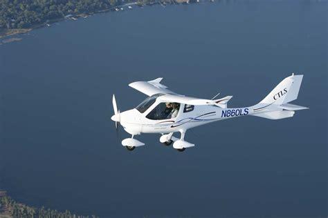 ct light sport aircraft aerojones puts flight design into production flyer