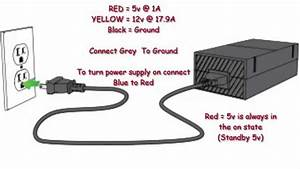 Xbox 360 Power Supply Wiring Diagram  U2013 Volovets Info