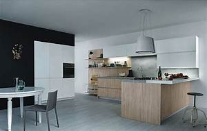 Functional And Fashionable Kitchen Gives Minimalism A