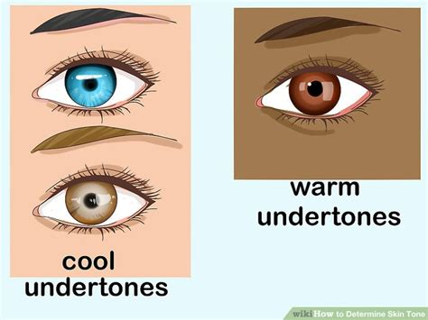 how to determine eye color 6 ways to determine skin tone wikihow