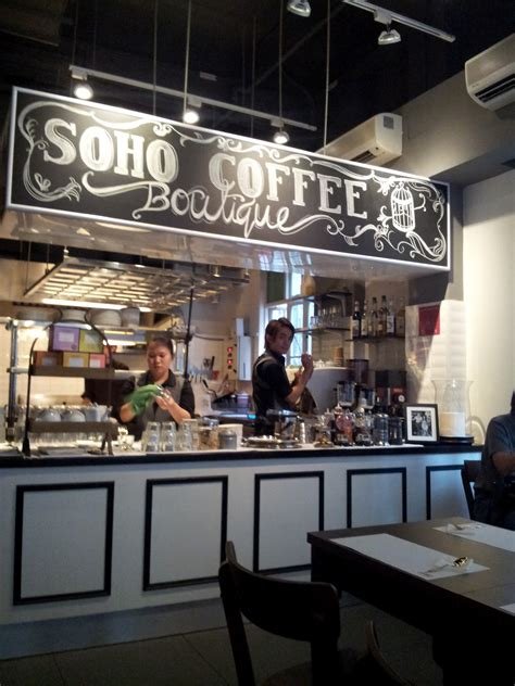 Shop our large collection of various spirit coffee blends that hit just right. MrUpUpUp's Blog: Soho Coffee