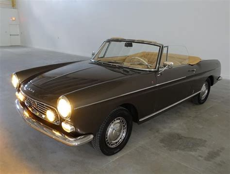 peugeot cabriolet curbside classic peugeot 404 cabrio my heart throb