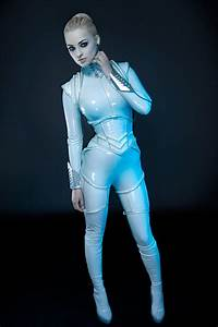 The sexy Female Tron Outfit You Can Own! | YouBentMyWookie