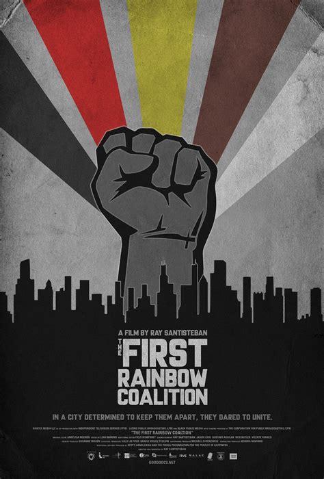 rainbow coalition ray santisteban san