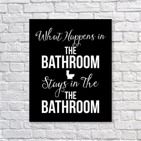 ideas  bathroom signs  pinterest