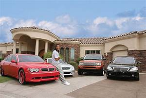 Larry Fitzgerald | Car Collection | Celebrity Carz
