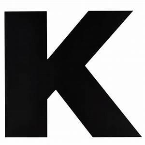 Not giant enough letter k shared bedroom for kristy v 2 for Giant letter k